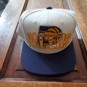 Pacers Snapback Hat